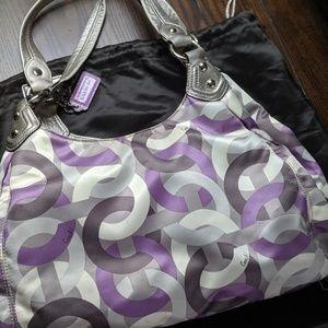Coach Large Hobo/Shoulder Bag